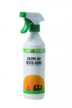 Camp Tæppe og textil-rens 500 ml. spray