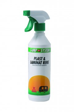 Camp Plast & Laminat rens 500 ml. spray